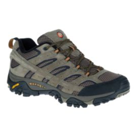 Merrell Men's Moab 2 Ventilator Hiking Shoes - Walnut