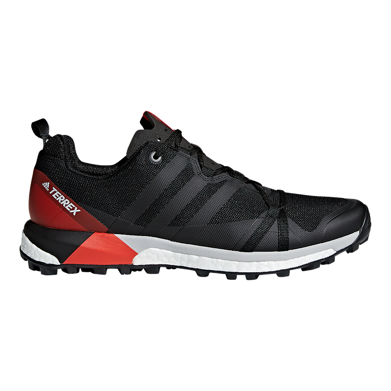 Shoes Terrex Adidas Agravic Men's Blackcarbonred Hiking 5wFI0