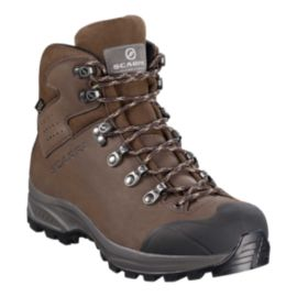 Scarpa Women's Kailash Plus Gore-Tex Hiking Boots - Dark Brown