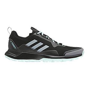 reputable site ecacc 4392b adidas Women s Terrex CMTK Hiking Shoes - Black Chalk Green