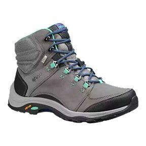 1581be225bf Clearance. Ahnu Women s Montara III eVent Hiking Boots - Grey Green