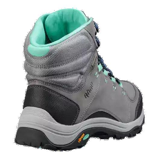 9295463b044 Ahnu Women's Montara III eVent Hiking Boots - Grey/Green | Atmosphere.ca