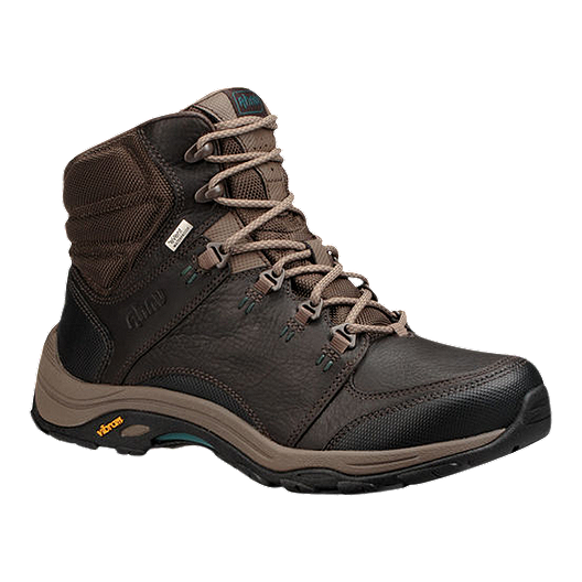 52fd86a7a Ahnu Women s Montara III Full Grain eVent Leather Hiking Boots - Brown