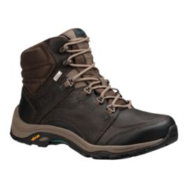 Ahnu Women's Montara III Full Grain eVent Leather Hiking Boots - Brown