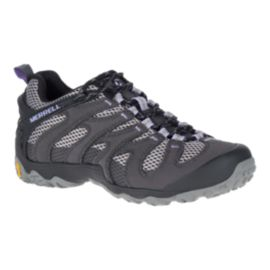 Merrell Women's Chameleon 7 Slam Hiking Shoes - Charcoal