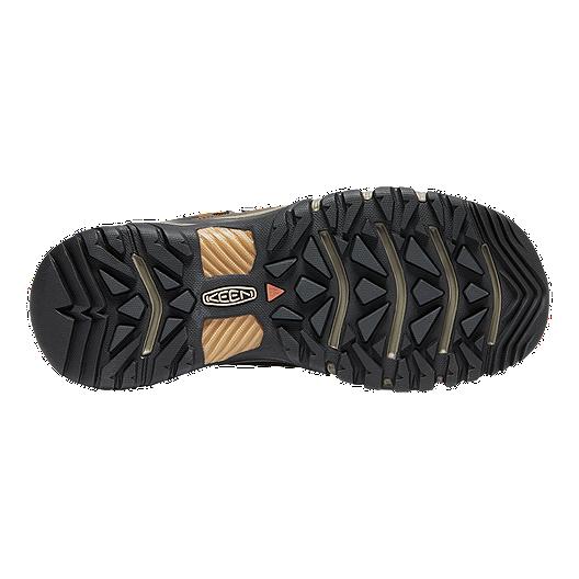 85ed5f48196 Keen Men's Targhee III Mid Waterproof Hiking Boots - Big Ben/Golden Brown