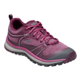 Keen Women's Terradora Hiking Boots - Grape Wine/Red