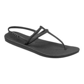 c978bc07c643 Reef Women s Escape Lux T Sandals - Black