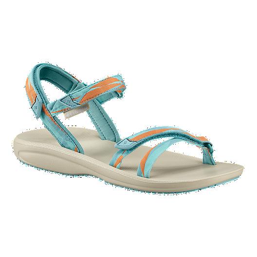 fc5414bd9fd Columbia Women s Big Water Sandals - Iceberg White