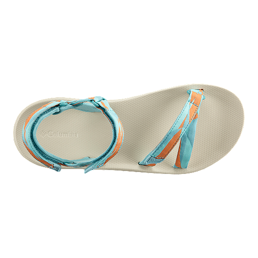 b2d2fc5f2b50 Columbia Women s Big Water Sandals - Iceberg White
