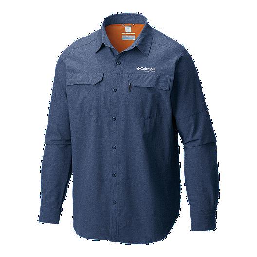 7d55bd511d0 Columbia Men's Irico Long Sleeve Shirt - Carbon | Atmosphere.ca