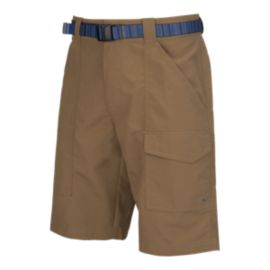 Columbia Men's Whiskey Point 10 Inch Short - Delta Brown