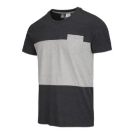 McKINLEY Men's Wirrina Short Sleeve T Shirt - Black