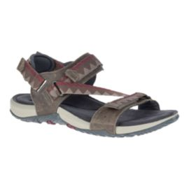 Merrell Men's Terrant Convertible Sandals - Brindle