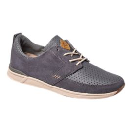 Reef Women's Rover Low LX Shoes - Charcoal