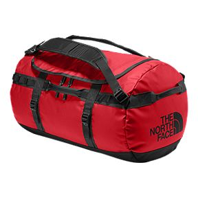 d6f359174c40 The North Face Base Camp 50L Small Duffel Bag - TNF Red TNF Black