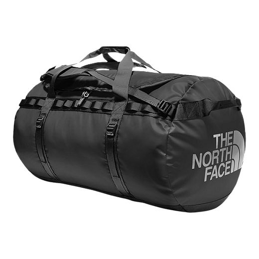 The North Face Base Camp 135L X-Large Duffel Bag - TNF Black