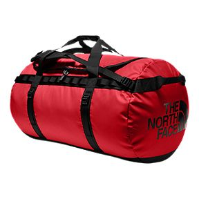 228df6cfe2 The North Face Base Camp 135L X-Large Duffel Bag - TNF Red/TNF