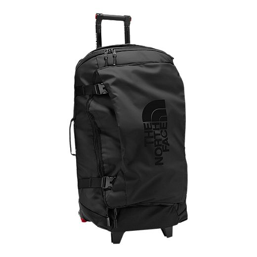 The North Face Rolling Thunder 80L Wheeled Duffel - TNF Black