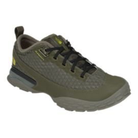 The North Face Men's One Trail Hiking Shoes - Green