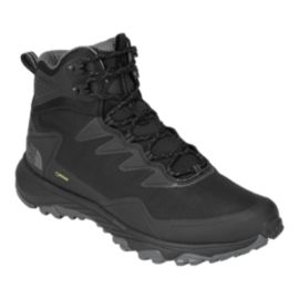 The North Face Men's Ultra Fastpack III Mid Gore-Tex Hiking Boots - Black