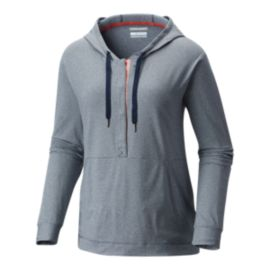 Columbia Women's Reel Relaxed Hoodie - Navy