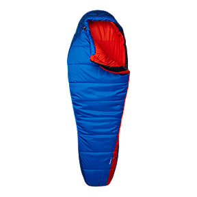 Mountain Hardwear Pinole 20°F/-7°C Regular Sleeping Bag - Blue Ridge