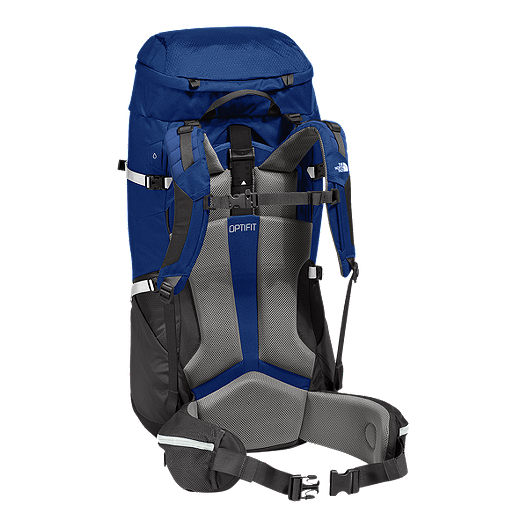 6379e8cce The North Face Terra 65 L Backpack - Sodalite Blue/Aspalt Gray ...