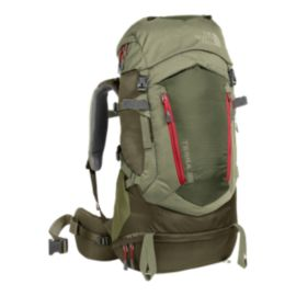 The North Face Terra 35 L Day Pack - Grape Leaf/Deep Lichen Green
