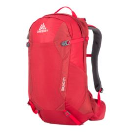 Gregory Salvo 24L Day Pack - Tango Red