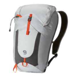 Mountain Hardwear Rainshadow 18L OutDry Day Pack - Grey Ice