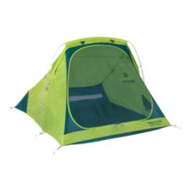 Marmot Mantis 2 Person Plus Tent - Macaw Green / Deep Teal