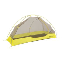 Marmot Tungsten Ultralight 1 Person Tent - Dark Citron / Citronelle