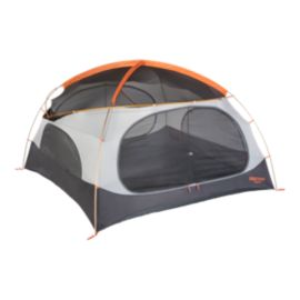 Marmot Halo 4 Person Tent - Tangelo / Rusted Orange