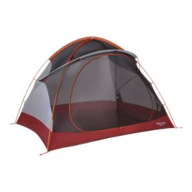 Marmot Orbit 6 Person Tent - Orange Spice / Arona