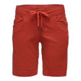 Black Diamond Women's Credo Shorts - Burnt Sienna