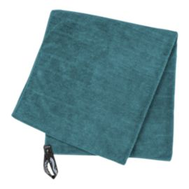 PackTowl Luxe Small Face Towel - Aquamarine