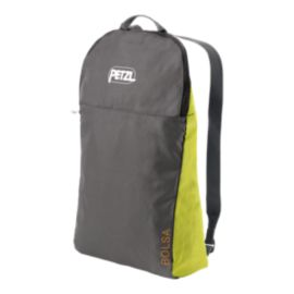 Petzl Bolsa Rope Backpack - Black/Yellow