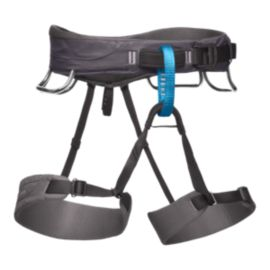 Black Diamond Momentum Harness - Slate Grey