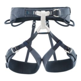 Petzl Adjama Harness - Dark Gray