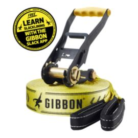 GIBBON ClassicLine TreePro Edition Slackline Set