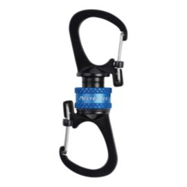 Nite Ize Slidelock 360 Magnetic Locking Carabiner - Blue
