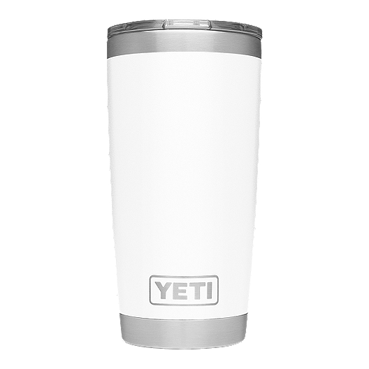 f96e685fa0f YETI Rambler 20 oz Tumbler with MagSlider Lid - White | Atmosphere.ca