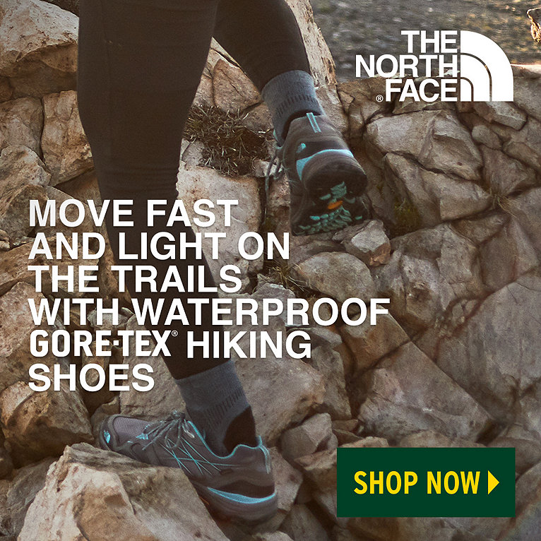 All The North Face Footwear