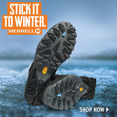Merrell Arctic Grip Collection