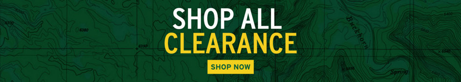 Shop All Clearance. Shop Now.