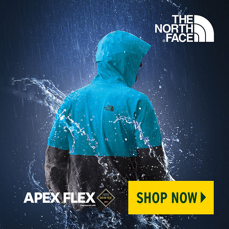 The North Face Apex Flex Gore-Tex Rain Jackets