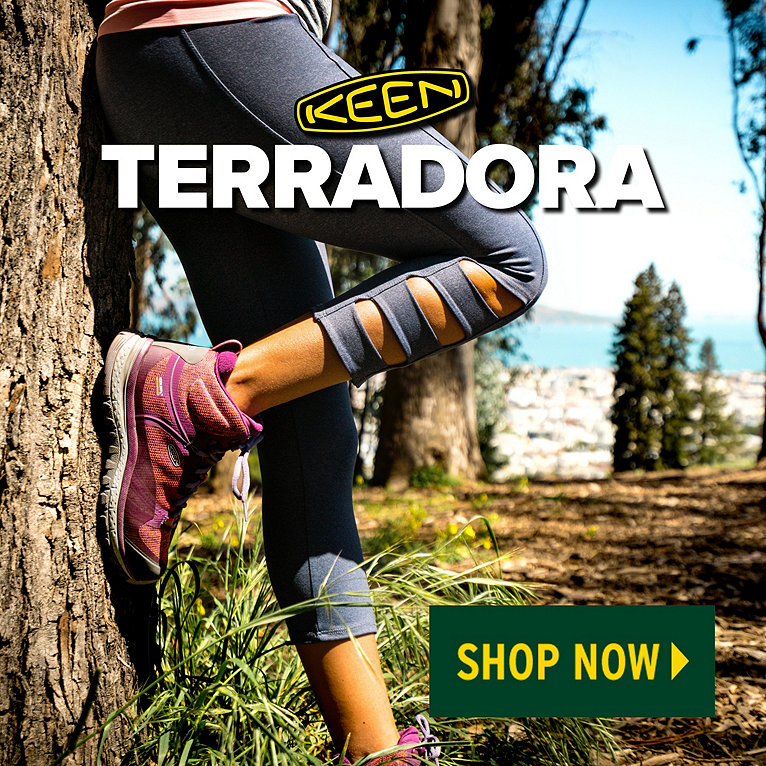 Keen Terradora Women's Hiking Boot Collection