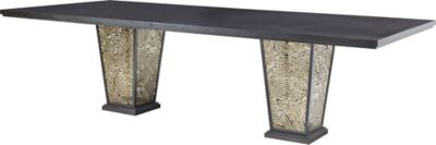 Agate Rectangular Dining Table By Jean Louis Deniot   3135 | Baker Furniture
