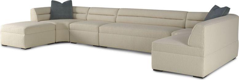 Helena Sectional By Laura Kirar 6150 Baker Furniture